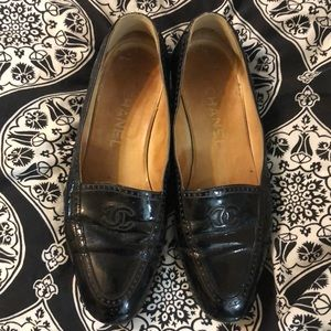 CHANEL Shoes - Chanel Shoes Size 7.5